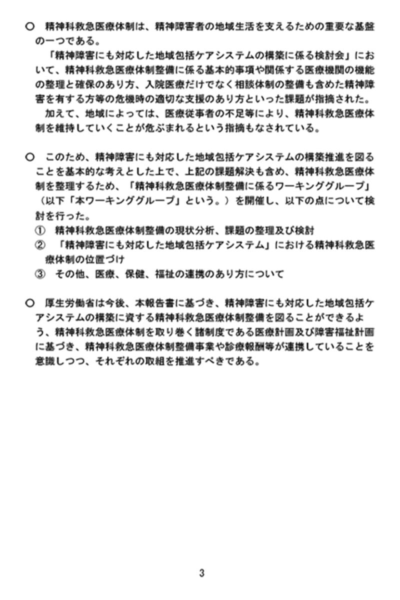20210122-精神科救急医療体制整備に係るワーキンググループ報告書-p3